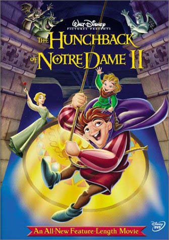"Disney Feature Animation FanSite: Disney's ""The Hunchback of Notre Dame"""